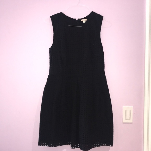 GAP Dresses & Skirts - CUTE BLACK DRESS FANCY AMAZING CONDITION